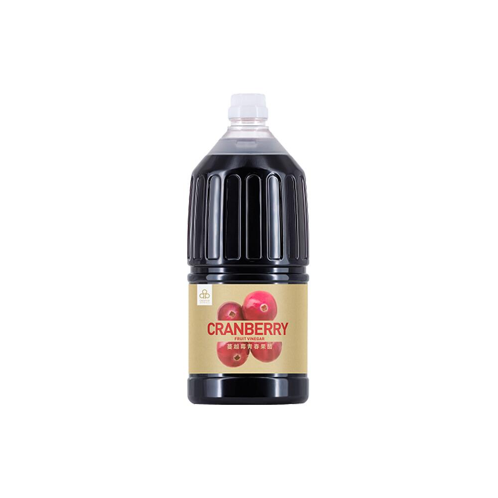 開元食品-蔓越莓青春果醋 調理食醋1.5l(81470083