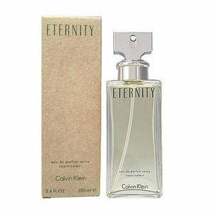 CK Eternity 永恆女性淡香精 100ml-Tester包裝