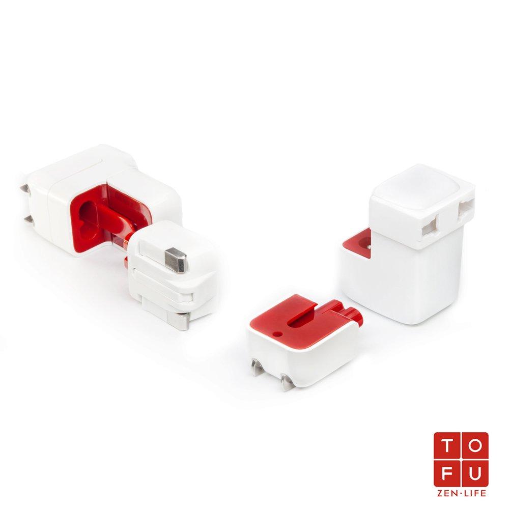 TOFU 旅用模組化萬國轉接頭充電器