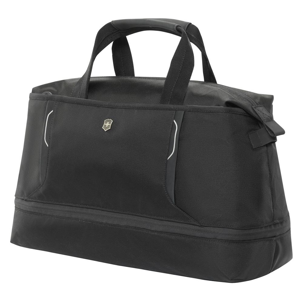 VICTORINOX 瑞士維氏WT 6.0拉鍊伸縮旅行袋-黑 605587