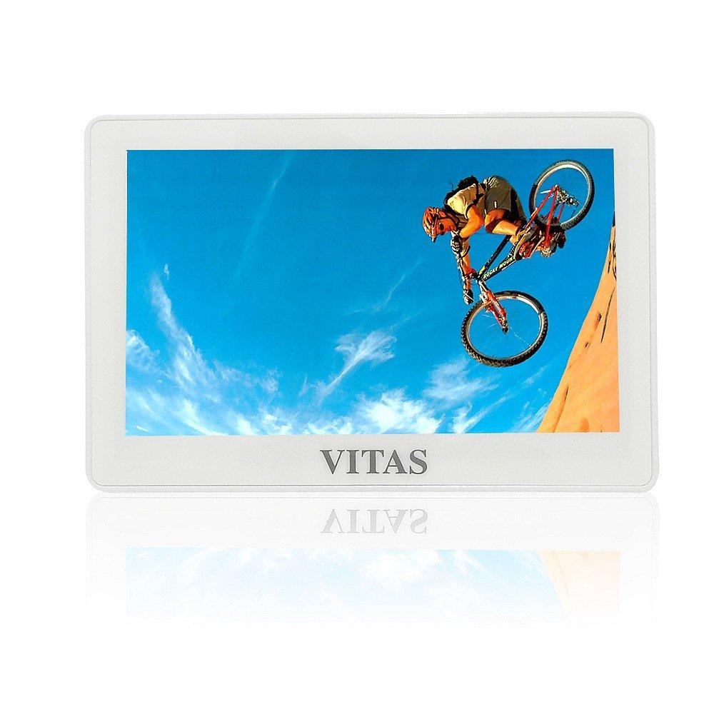 VITAS X5000 5吋高畫質觸控 MP5 16G~音樂、影片、電子書、數位相框、字典