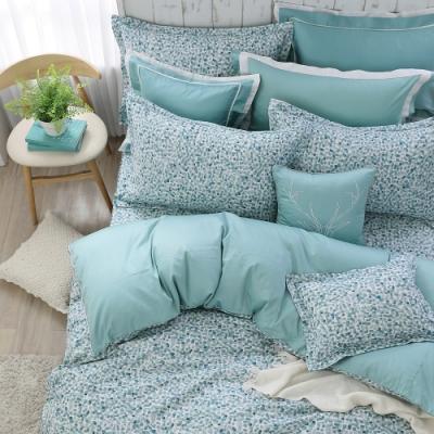 OLIVIA  Hera 希拉 標準雙人床包歐式枕套三件組  300織精匹馬棉 台灣製