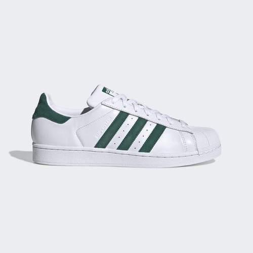 Adidas Originals Superstar [EE4473] 男鞋 運動 休閒 經典 百搭 必備 愛迪達 白綠