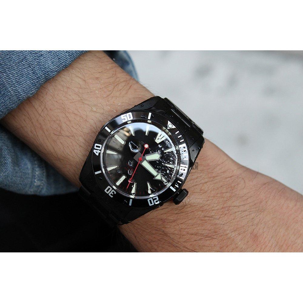 RELAX TIME RT-77 海神系列 300米潛水機械錶  RT-77-5-1