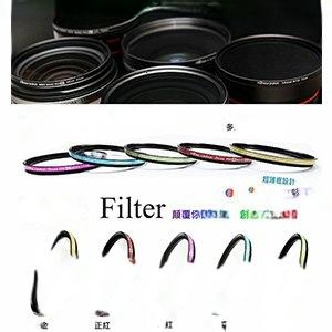 ROWA‧JAPAN 彩色超薄框 MCUV 多層鍍膜保護鏡 40.5mm  EP3 EPL3 EP2 EPL2  (正紅)