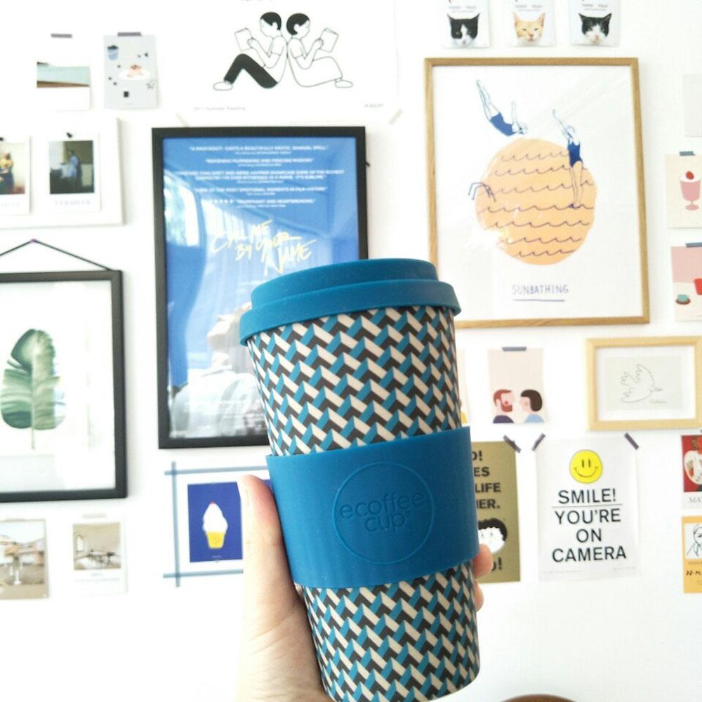Ecoffee Cup|環保隨行杯16oz(彌敦道)