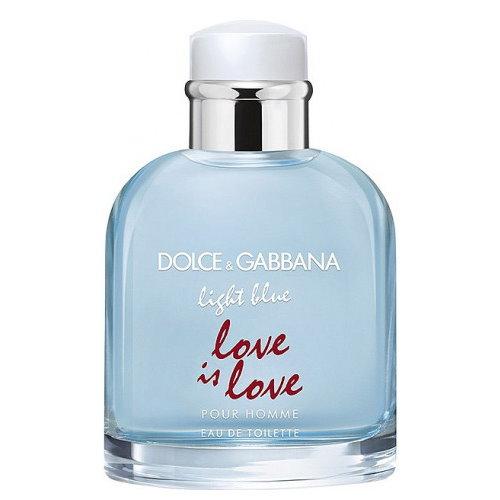 D&G Light Blue 淺藍 示愛宣言限定版男性淡香水