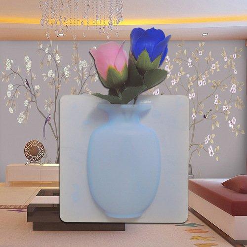 金德恩 魔術矽膠花瓶/ 安全貼式花瓶