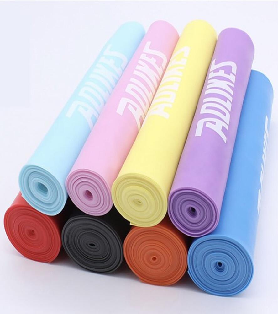 瑜珈拉力帶 伸展帶 阻力帶 彈力阻力帶 健身阻力帶