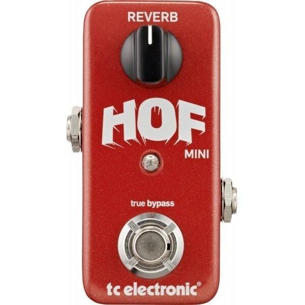 tc electronic hof mini reverb 單顆 空間 效果器[唐尼樂器] - 標準