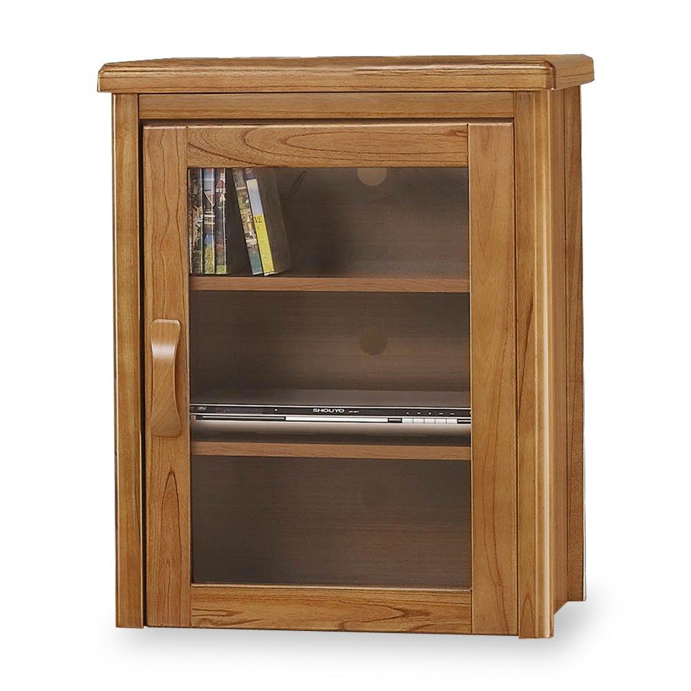 【時尚屋】[G18]卡斯帕柚木2尺CD櫃G18-217-4免運費/免組裝