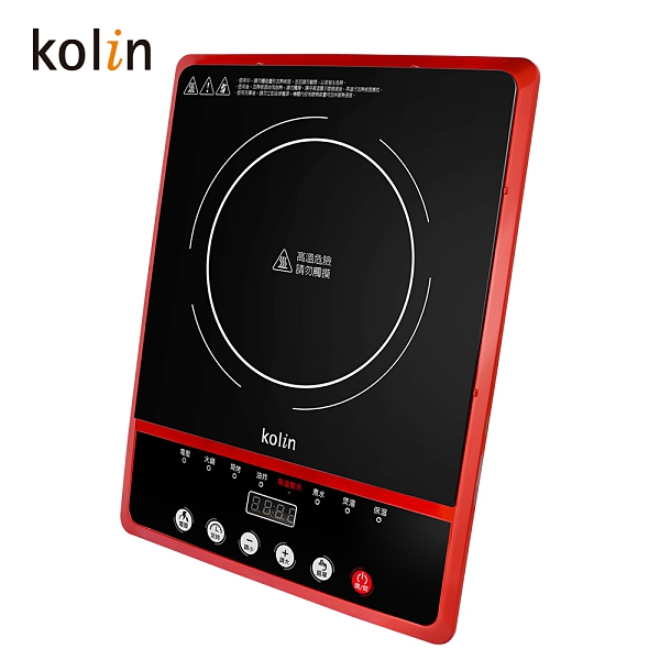 *KOLIN歌林按鍵式電陶爐 KCS-SD1824-生活工場