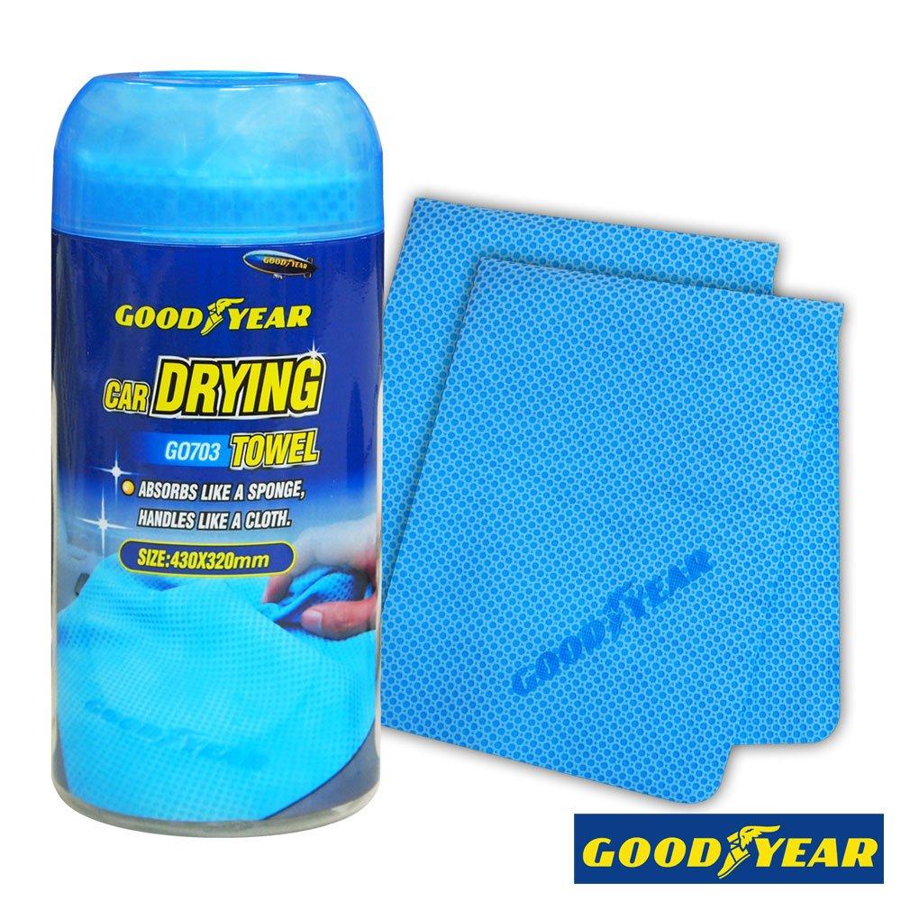 二入組 固特異萬用吸水巾-GO703