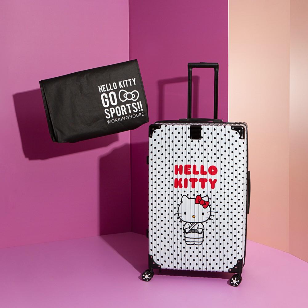 【生活工場】Hello Kitty29吋行李箱