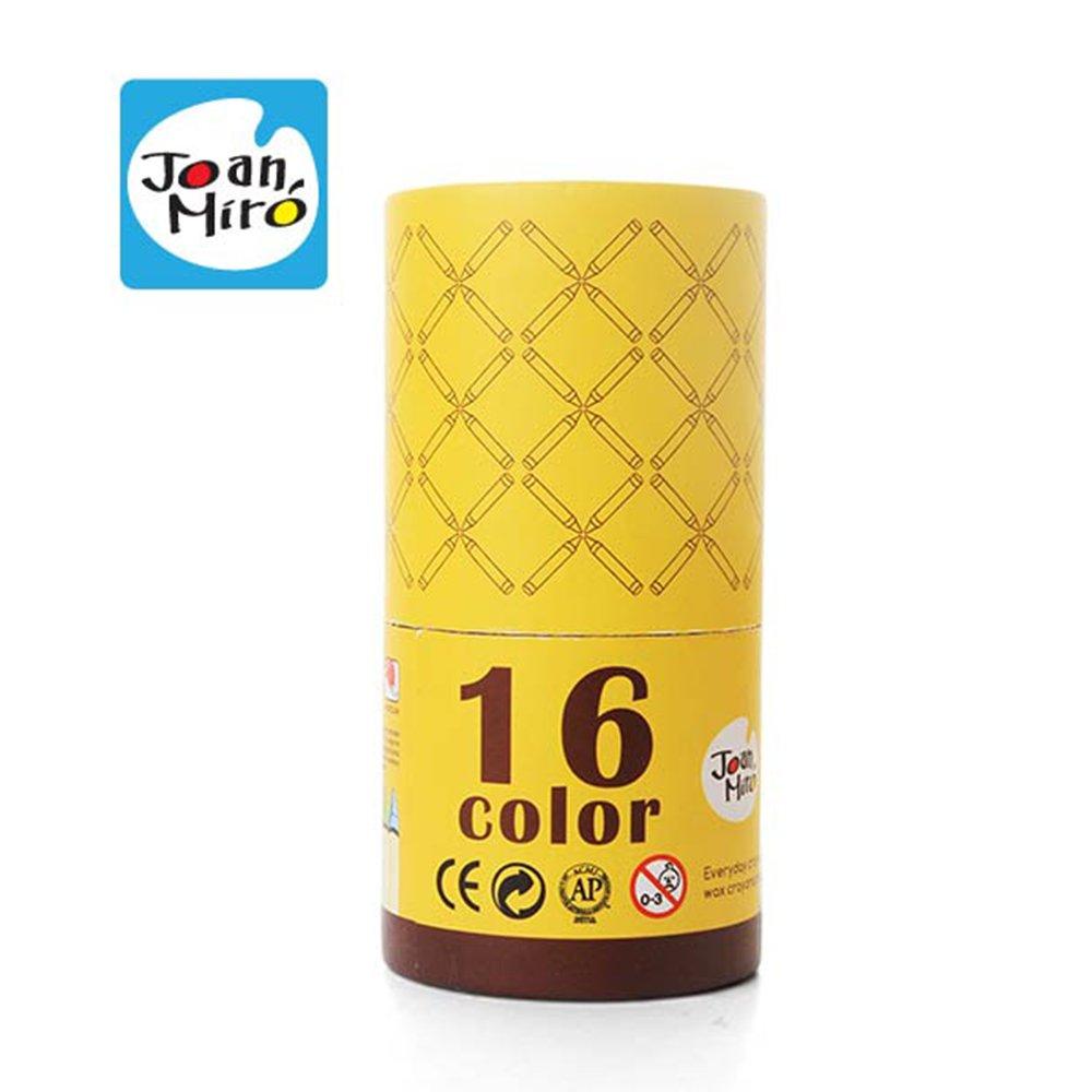 西班牙Joanmiro 可水洗蠟筆(16色)