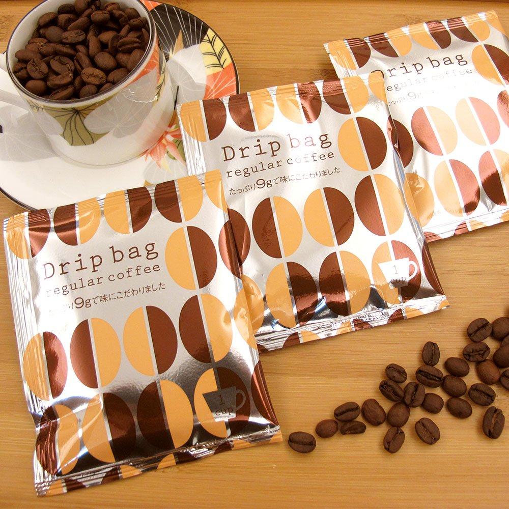 【每日DRIP BAG】日本原裝進口濾掛式咖啡 高CP值 獨立包裝 10包入