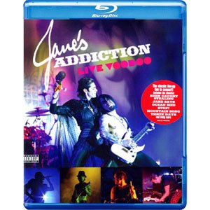 Jane's Addiction:巫毒節現場 Jane's Addiction: Live Voodoo (藍光Blu-ray)