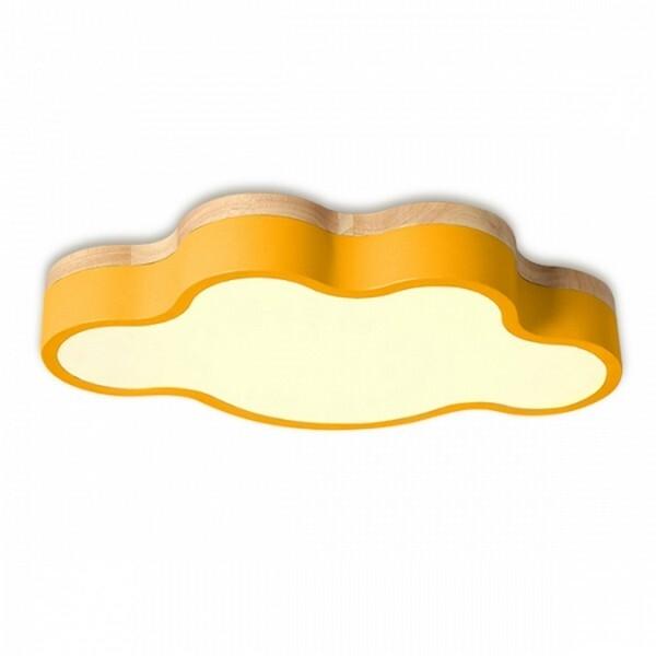 18park-萬象雲吸頂燈 [粉紅色,63cm]