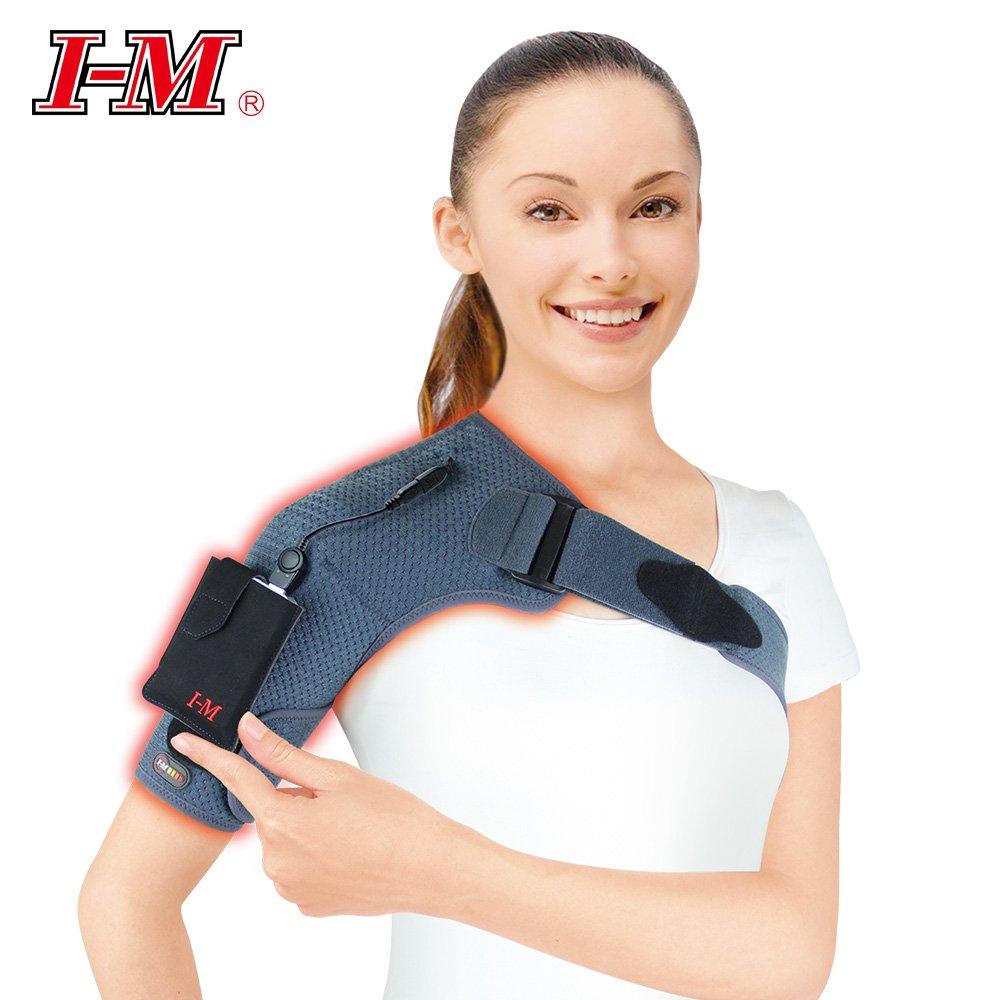 【I-M 愛民衛材】OO-211  動力式熱敷護具/ 肩