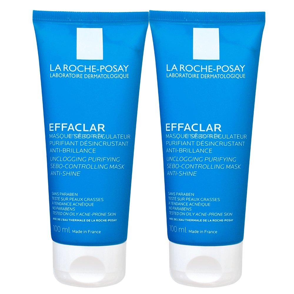 LA ROCHE-POSAY理膚寶水 深層淨膚泥面膜100ml(二入組)