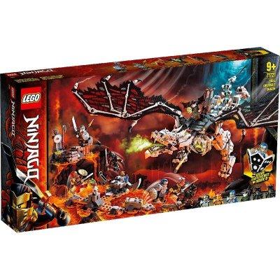 正版LEGO 樂高 Ninjago 忍者系列 LEGO 71721 骷顱頭巫師之龍