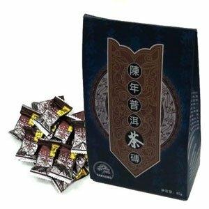 《YANSONG》陳年普洱茶磚 - 超值回饋7入組