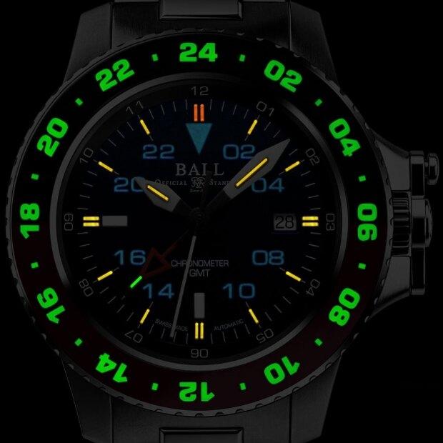 限時 滿3千賺10%點數↘ |BALL Watch 波爾 DG2018C-S3C-BK / AeroGMT II / 42mm