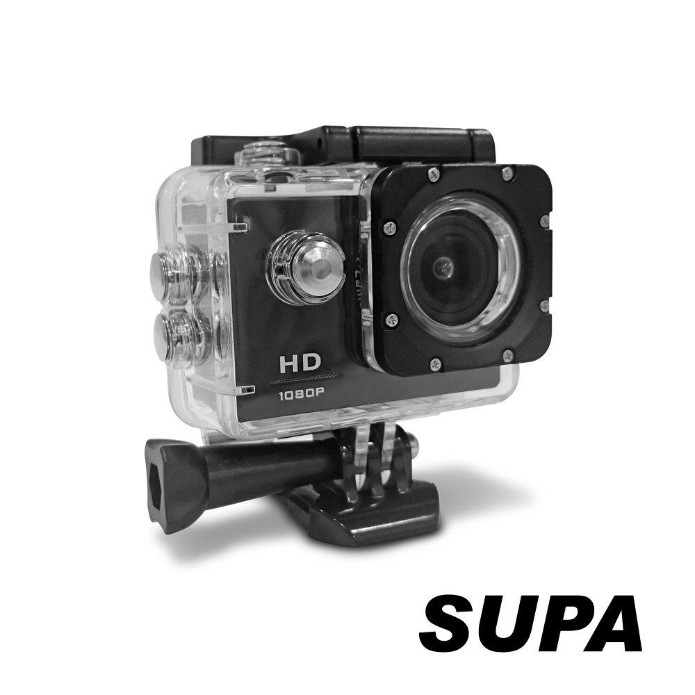 速霸 K6000 III 三代 Full HD 1080P 極限運動防水型 行車記錄器(送16G TF卡)