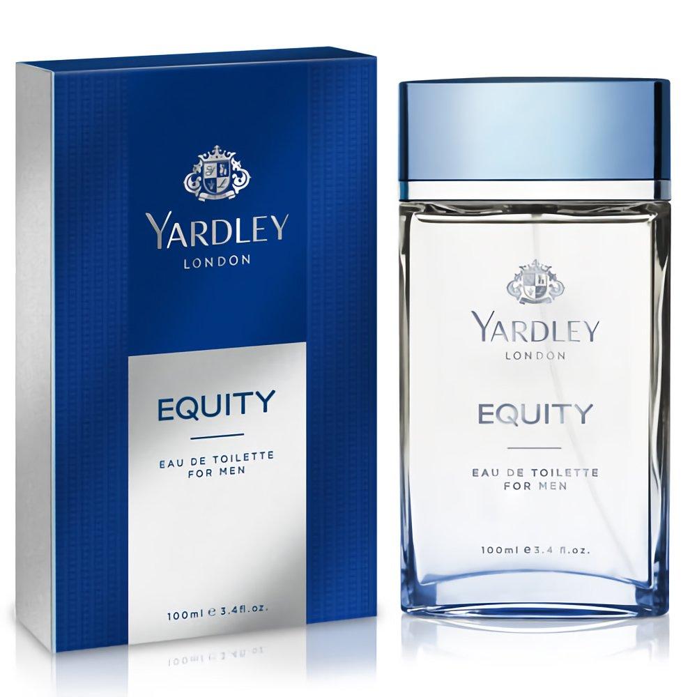 YARDLEY Equity 清爽平衡 男性淡香水 100ml