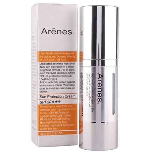 Arenes 潤膚防曬隔離霜SPF50(35ml)