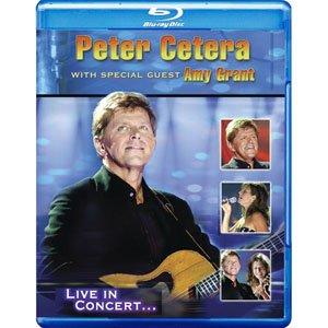 彼得塞特拉 & 艾美葛蘭特Live現場BD Peter Cetera and Amy Grant: Live in concert