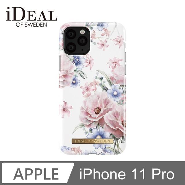 iDeal Of Sweden iPhone 11 pro 浪漫花語 經典時尚防護殼