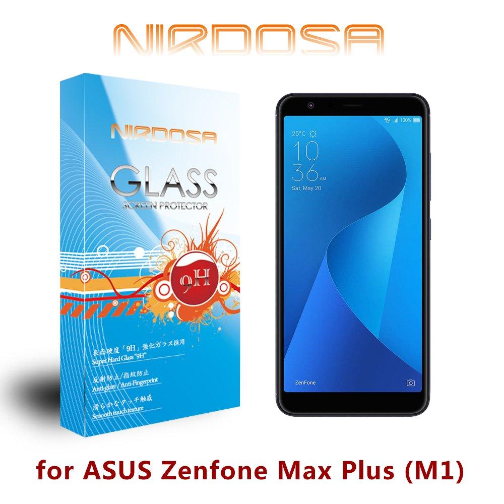 NIRDOSA ASUS Zenfone Max Plus (M1) 9H 0.26mm 鋼化玻璃 螢幕保護貼