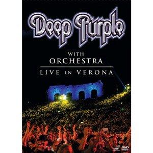 深紫色樂團 - 維洛納圓形劇場演唱會 DVD