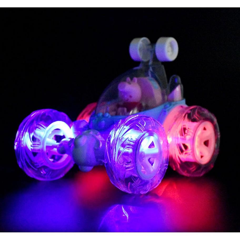 兒童玩具  翻滾車  特技車  翻鬥車  遙控車  玩具女孩男孩 兒童充 電動汽車 幼兒園 禮品