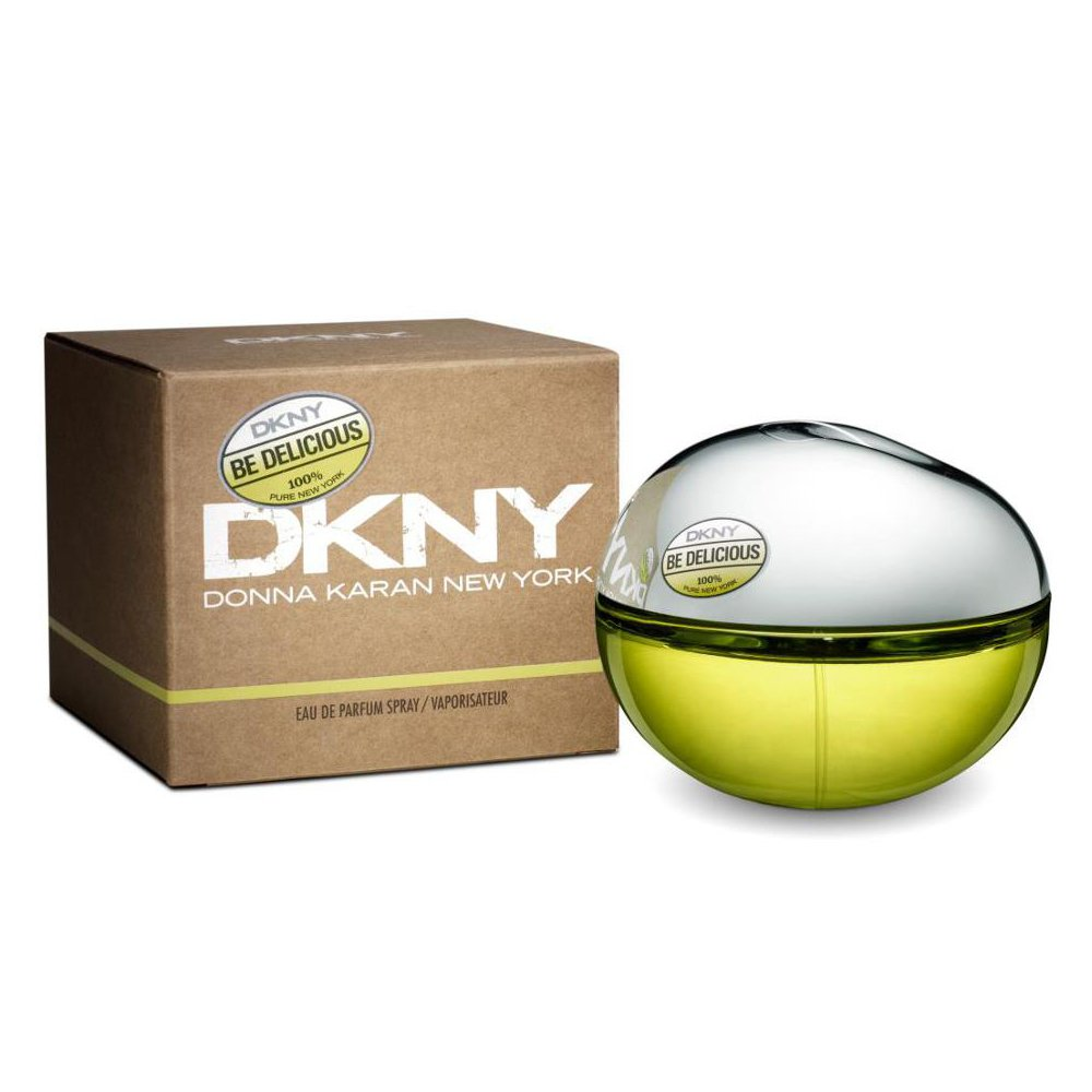 DKNY Be Delicious 青蘋果 女性淡香精 100ml