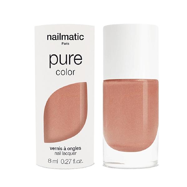 Nailmatic 純色生物基經典指甲油-BRITANY-珍珠米