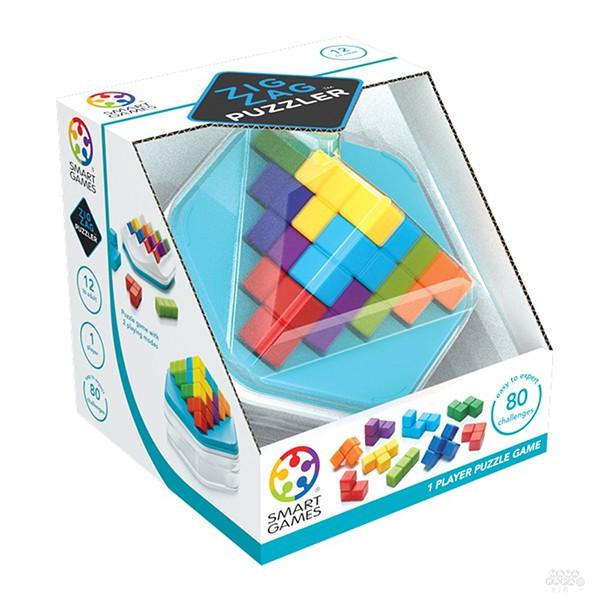 信誼【SmartGames】金字塔大挑戰 / 桌遊 / 空間概念 / 策略規劃