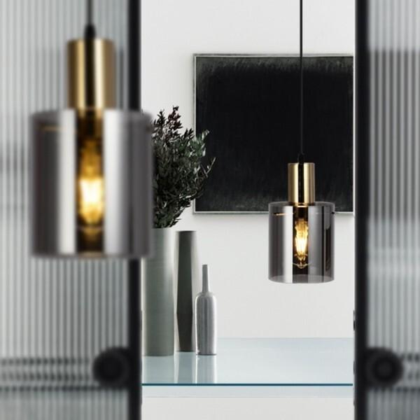 18park-金鏡吊燈(v1)-3色 [全電壓,古銅金]