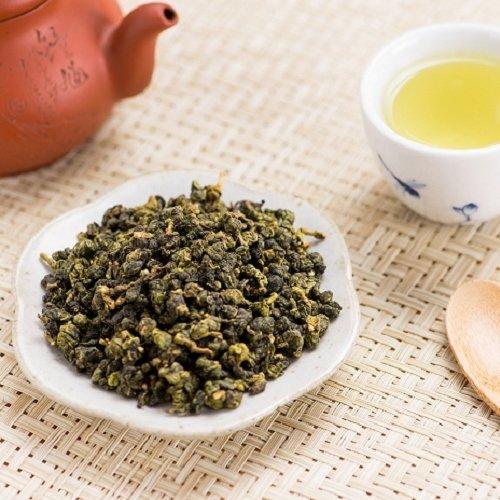 【吉品香茗茶】鮮手採系列|清香型-杉林溪高山烏龍茶(300g x2罐/一斤)