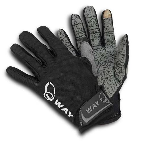 WAY A-016 運動休閒手套 保暖 防曬手套多用途合一 (多種顏色)