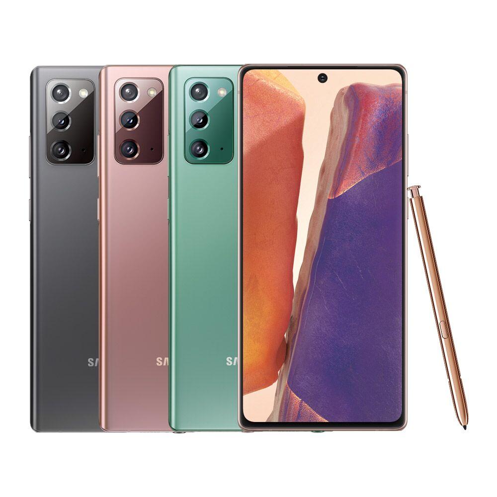 Samsung Galaxy Note20 5G (8G/256GB) 智慧型手機