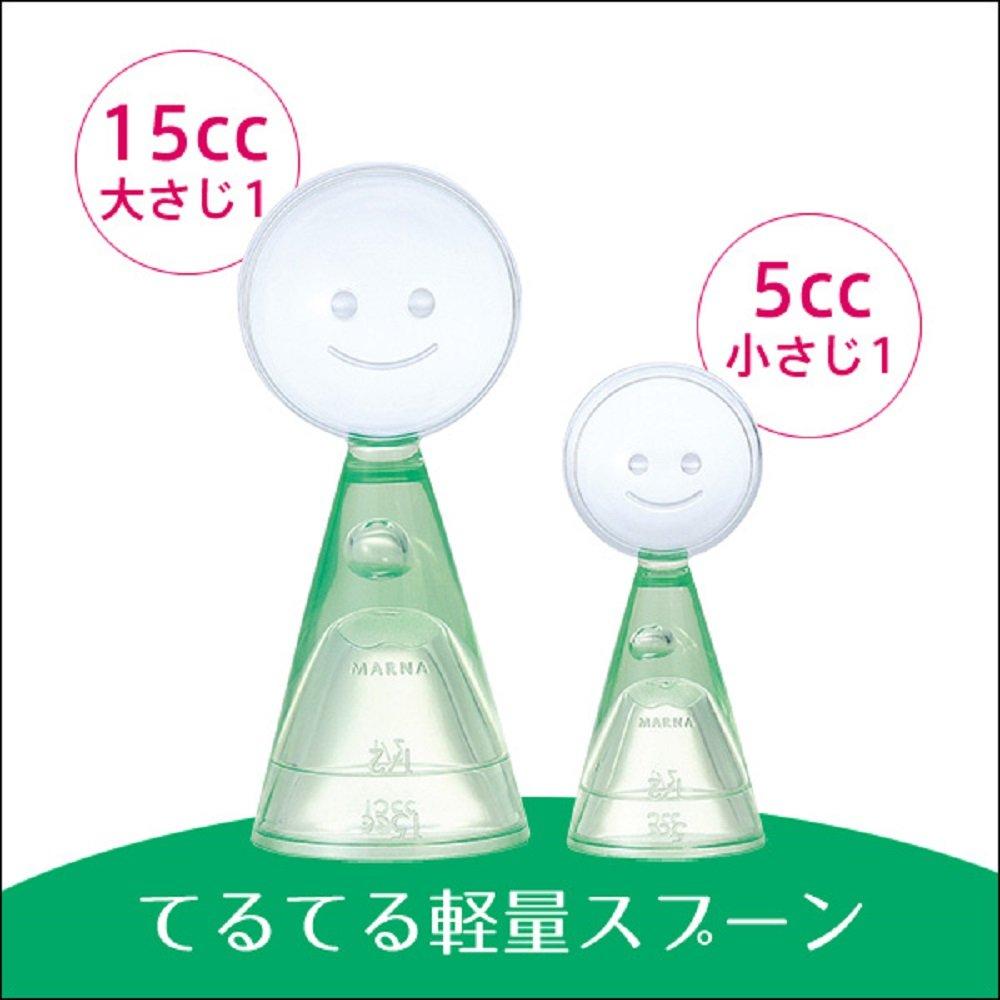 日本品牌「MARNA」晴天娃娃量勺組 K250