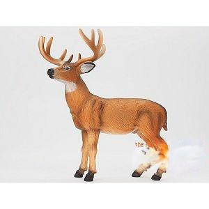 【MOJO FUN 動物模型】動物星球頻道獨家授權 - 白尾雄鹿