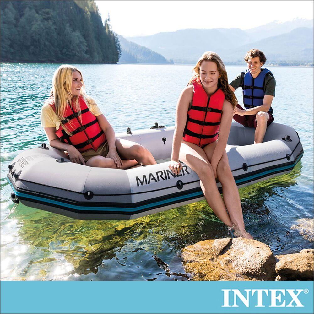 【INTEX】MARINER 3 高強度3人座橡皮艇(68373)