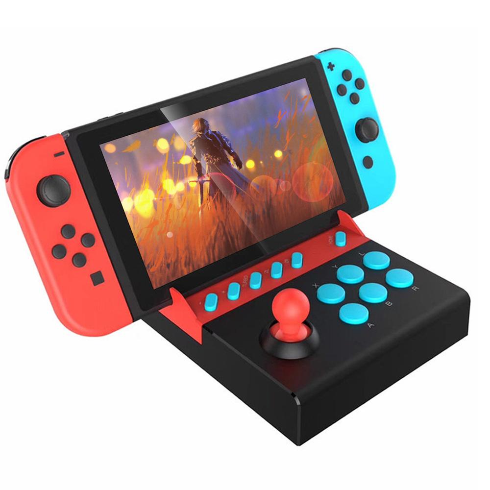 Nintendo任天堂 Switch專用 街機風格遊戲控制台