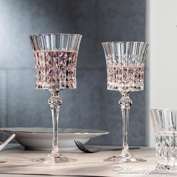 紅酒杯紅酒杯水晶杯威士卡杯 高腳杯香檳杯 mojito雞尾酒杯【快速出貨】
