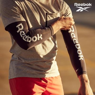 Reebok 溫控修復訓練袖套(經典黑/湖水綠)