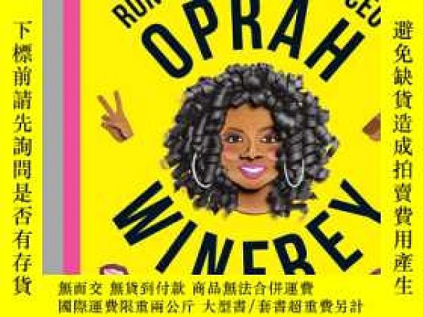 二手書博民逛書店Oprah罕見Winfrey: Run the show lik