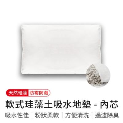 【御皇居】軟式硅藻土地墊 - 內芯